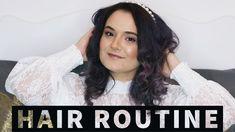 Hair Care Routine ♡ Rutina De Ingrijire A Parului    Maria Dumitrescu Hair Care Routine, Youtube, Youtubers, Youtube Movies