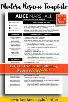 A Professional Resume Fascinating Resume Template Zachary Lee  Professional Resume Templates .
