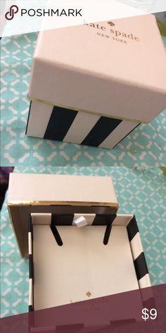 Kate spade box Like new kate spade Other