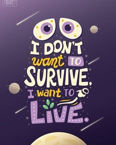 Art of Risa Rodil & Pixar Quote Posters Wall E in Typography Film Pixar, Pixar Movies, Pixar Quotes, Movie Quotes, Quotes From Movies, Olaf Quotes, Disney Quotes To Live By, Best Disney Quotes, Broadway Quotes