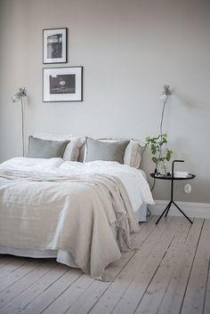 9 Spiritual ideas: Minimalist Home Design Floor Plans minimalist bedroom diy doors.Bohemian Minimalist Home Lights ultra minimalist interior woods.Minimalist Home Modern White Walls. Dream Bedroom, Home Bedroom, Modern Bedroom, Natural Bedroom, Grey Bedroom Walls, Calm Bedroom, Serene Bedroom, Bedroom Simple, Soft Grey Bedroom