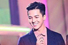 Mino at the 2015 MMA's