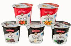 Juustoportin ihanan pehmeät jogurtit!