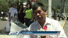 Los ecuatorianos recuerdan la tragedia del 30s
