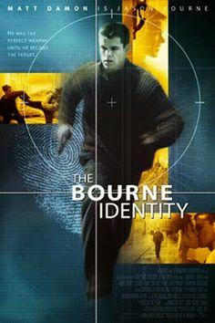 The Bourne Identity ล่าจารชน ยอดคนอันตราย HD ดูหนังออนไลน์ HD ฟรี รองรับ ipad iphone IOS android