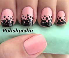 80 Classy Nail Art Designs for Short Nails #nails #nailart #naildesigns