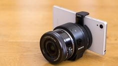 Sony QX1 review | The Sony QX1 features an APS-C sized sensor and an E-mount capable of accepting different lenses … but there's no screen or viewfinder, instead you use your phone. Reviews | TechRadar