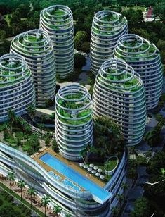 Le Meritt ELIPSIS, with its futuristic international architecture, will be amongst the biggest developments in Mauritius FOR SALE