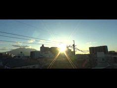 鹿児島市の空|小正月の朝 Shot by Handycam CX535