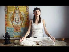 krótka medytacja na niepokój i nerwowość