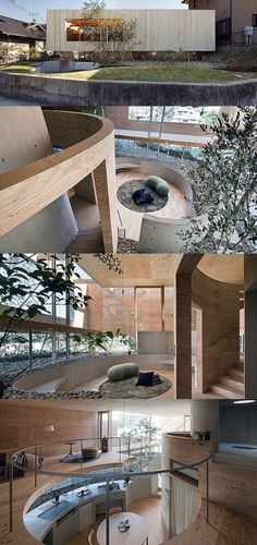 Pit House: UID Architects