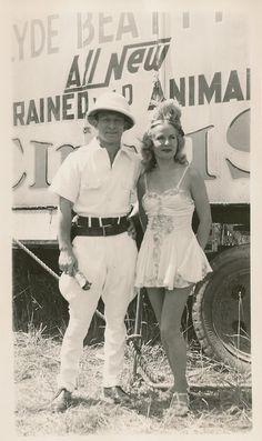 Clyde & Harriet Beatty