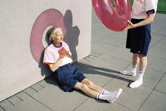 Can Dagarslani personifies serenity in photographic series at Bauhaus.
