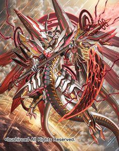 Link Joker - Chaos Breaker Dragon by on DeviantArt Mythical Creatures Art, Fantasy Creatures, Fantasy Beasts, Fantasy Art, Guerrero Dragon, Dragons, Character Art, Character Design, Dragon Armor