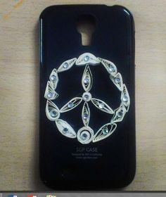 peace phone cover