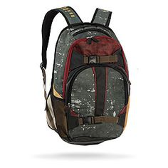 Star Wars Icon Backpacks - Boba Fett, Stormtrooper, & Empire versions now available; Luke & R2-D2 coming soon!