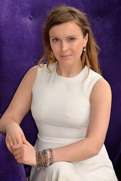 Aktorka Katarzyna Misiewicz-Żurek w biżuterii Fuerza. #fuerza #aktorka #actress #collection #kolekcja #fashion #stylization #woman #kobieta #beautiful #look #bransoletki #bransoletka #bracelets #bracelet #jewelry
