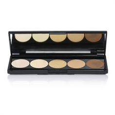 Use code: PINNER for 30% OFF!  NEW! OFRA COSMETICS Signature Contouring & Highlighting Cream Foundation Mini Palette. This is the mini version of their signature makeup-artist favorite! You can use it for cream foundation, concealer, and for highlight/and contour. I really love a versatile palette-I always believe that quality is better than quantity when it comes to makeup.