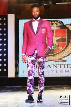 Abrantie @ Mercedes Benz Africa Fashion Festival 2015