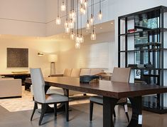 HOLLY HUNT DC Showroom | HOLLY HUNT Showrooms | Pinterest | Holly Hunt,  Showroom And Showroom Design