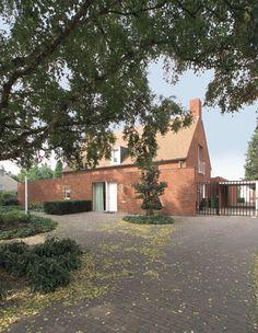 Woonhuis Tilburg - Bedaux de Brouwer Architecten