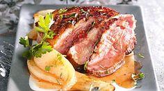 Découvrez la recette du magret de canard du chef Lignac
