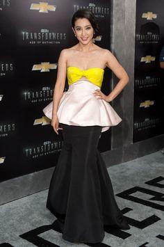 Best-Dressed Celebrity Li Bingbing in Giambattista Valli Couture