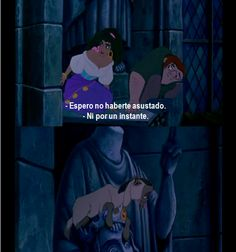 Disney quotes  The hunchback of Notredame