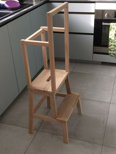 DIY - Tour d'observation Montessori, Ikea hack decorations ikea DIY – Tour d'observation Montessori
