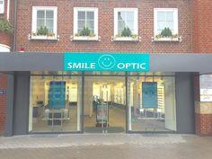 Smile Optic Ahaus Aussenansicht