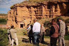 mayo 13 presstrip Sª Nevada Dia 4 Cuevas de Almagruz