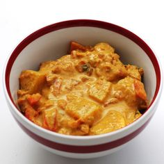 Pineapple Curry Recipe - Budget Fairy Tale