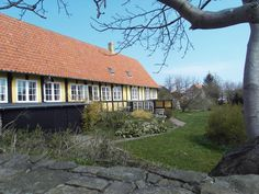 Byhus i Svaneke