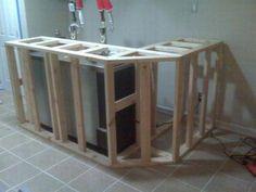 Hausbar im Keller . House bar in the basement . Home Bar Plans, Basement Bar Plans, Basement Bar Designs, Home Bar Designs, Basement Remodeling, Basement Ideas, Small Basement Bars, Basement Waterproofing, Basement Office