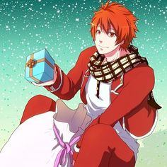 Looks like he is done with his Christmas shopping Otoya Ittoki, Uta No Prince Sama, Christmas Shopping, Cosplay, Seasons, Manga, Anime, Art, Revolution