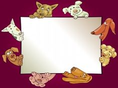 rame With Cute Dogs Powerpoint background is a funny background design with cute dogs border effect on a slide that can be useful for kids presentations. #powerpoint #design #backgrounds #ppt #education #wallpaper http://www.freepptbackgrounds.net/animals-wildlife/frame-cute-dogs-powerpoint-templates