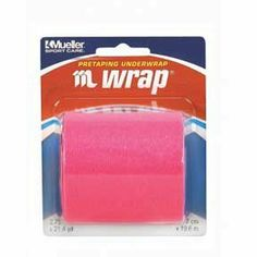 MUELLER M WRAP PINK COLOR 2 3 4 INCH ROLL by Mueller.  2.94. dadce09ab