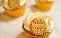 Disfuta estos riquisimos cupcakes de galletas con esta fácil y sencilla receta que te harán pasar una tarde esplendida.