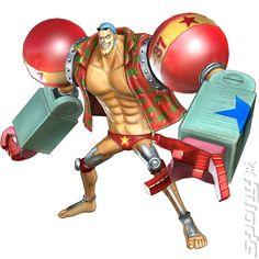 One Piece: Pirate Warriors 2 - PS3 Artwork