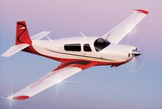 It even comes equipped with the Garmin G1000 Integrated Avionics Suite, an all-glass, flat-panel cockpit that brings this Mooney personal sport plane to a new level of safety, and flying simplicity. Description from travelizmo.com. I searched for this on bing.com/images
