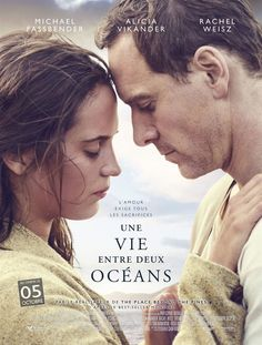 Directed by Derek Cianfrance. With Alicia Vikander, Michael Fassbender, Rachel Weisz, Bryan Brown. A lighthouse keeper and his wife living off the coast of Western Australia raise a baby they rescue from an adrift rowboat. Ocean's Movies, Drama Movies, Movies To Watch, Movies Online, Drama Film, Movie Film, Movies Free, Romance Movies, Rachel Weisz