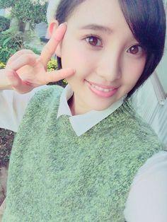 Kodama Haruka (兒玉遥). #Haruppi (はるっぴ) #Harupyo (はるぴょ)