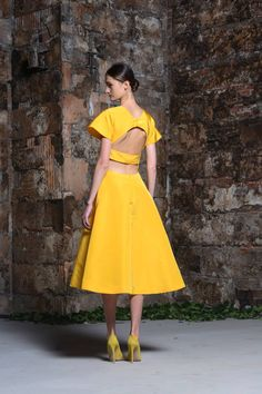 Rosie Assoulin Resort 2015. See all the best looks here.
