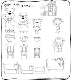 Little Bird Kindergarten: The Three Bears and Listen up! First Sound Fluency Practice and Intervention Tool Rhyming Preschool, Bears Preschool, Preschool Themes, Preschool Learning, Teaching, Kindergarten Language Arts, Kindergarten Literacy, Fairy Tales Unit, Fairy Tale Theme
