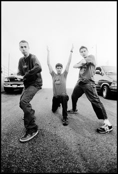 Beastie Boys - Los Angeles , 1998 Print 3 | Danny Clinch Photography