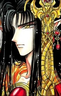Ashura-O, from RG Veda by CLAMP.