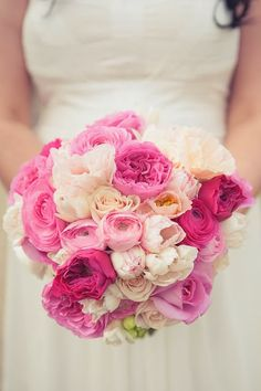 Pozytywne Inspiracje Ślubne: amarant