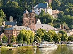 Europe River Cruise - Miltenberg, Germany