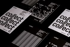 Spin challenges preconceptions about craft with a new identity for Collect.