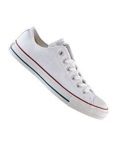 Converse New Men Chuck Taylor All Star Low Top Optical White Sneakers Size 11.5 - Please note: Converse shoes tend to run big. You may want to consider ordering a half-size smaller than you normally wear.   This particular style is unisex size but it is listed as men's size. For women's size, you will need to add 2 size to the men's size.   Unisex sizes as... - http://ehowsuperstore.com/bestbrandsales/shoes/converse-new-men-chuck-taylor-all-star-low-top-opti